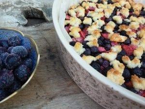 עוגה מסדנת מתוקים טבעוניים