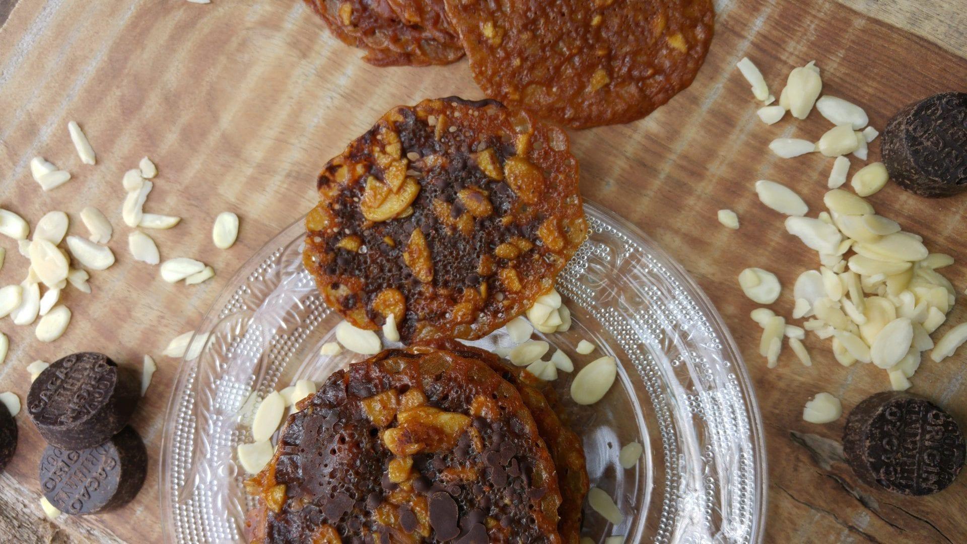 עוגיות פלורנטין טבעוניות ומושלמות שתכינו בעשר דקות