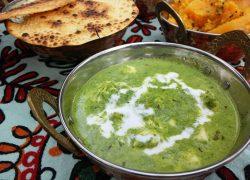 פאלאק פניר (טופו) או מה הקשר בין פופאי לאהבתי למטבח ההודי