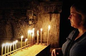 סיור בעיר העתיקה בירושלים - נורה - מורת דרך ושפית טבעונית