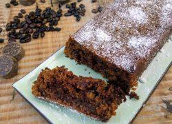 עוגת שוקולד קפה קוקוס טבעונית מדהימה שאי אפשר להפסיק ליישר