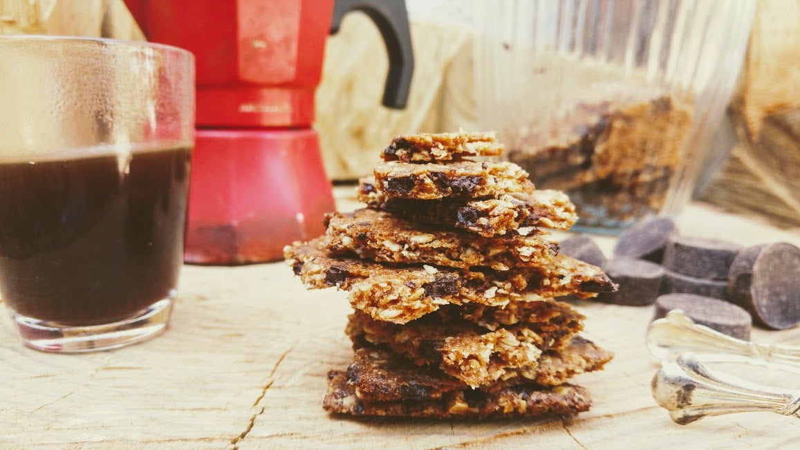 עוגיות קוואקר טבעוניות מושלמות – או: עוגיות הקוואקר של דוריס