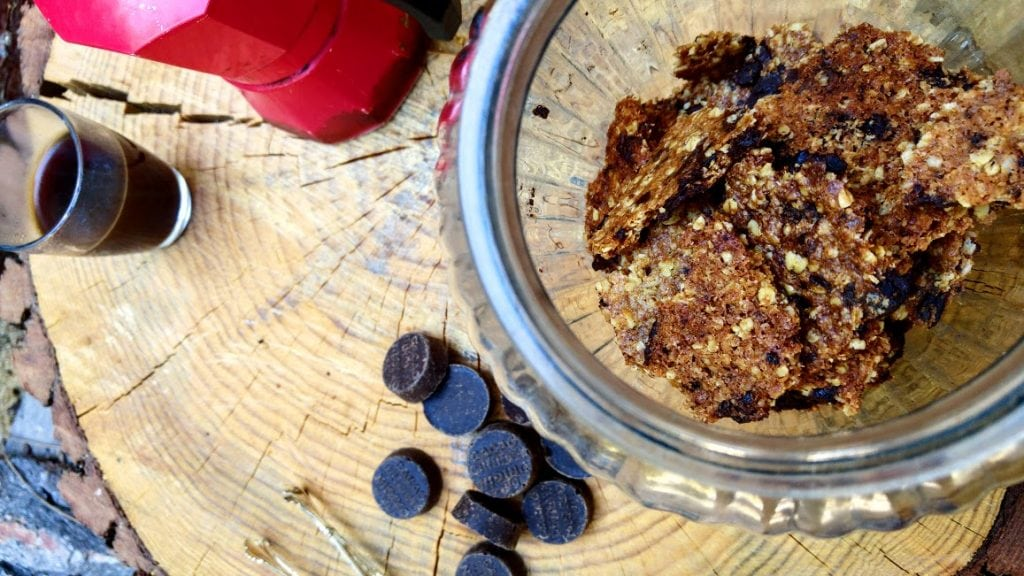 עוגיות קוואקר טבעוניות מושלמות
