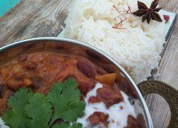 ראג'מה – תבשיל שעועית אדומה צפון הודי