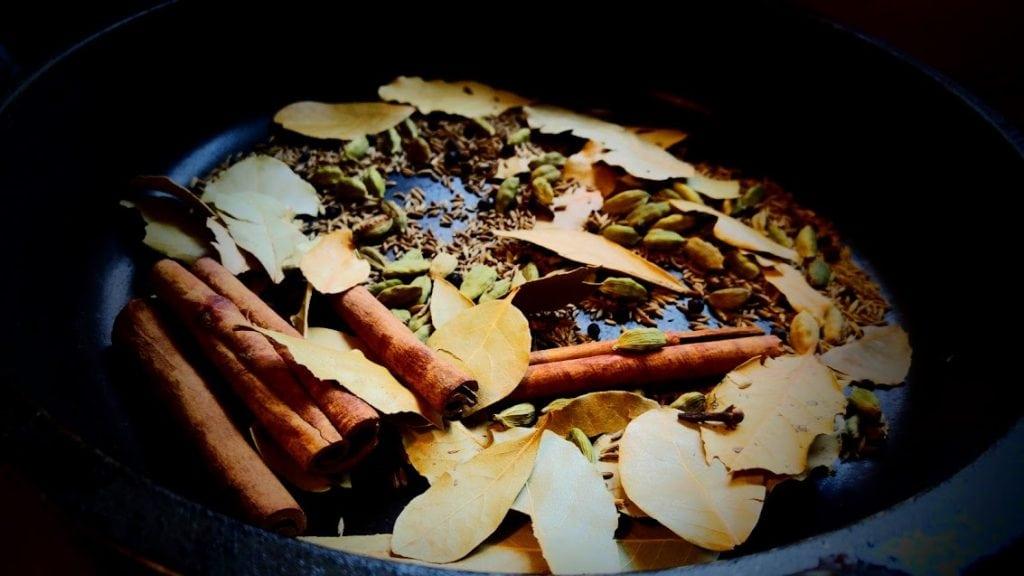 ראג'מה תבשיל שעועית אדומה צפון הודי