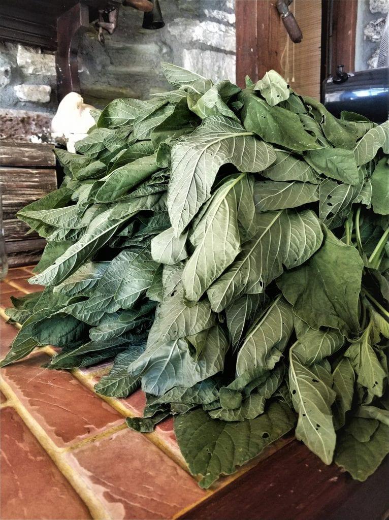 מאפה פילו וירוקים טבעוני