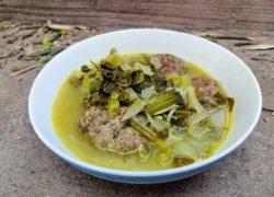 קציצות אגוזים ופטריות ברוטב חמוסטה מתכון מיוחד לפסח