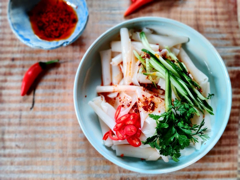 liang pi אטריות קרות נוסח שיאן