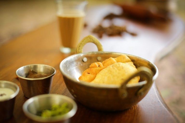 ארוחות שף ה- מטבח הודי - נורה