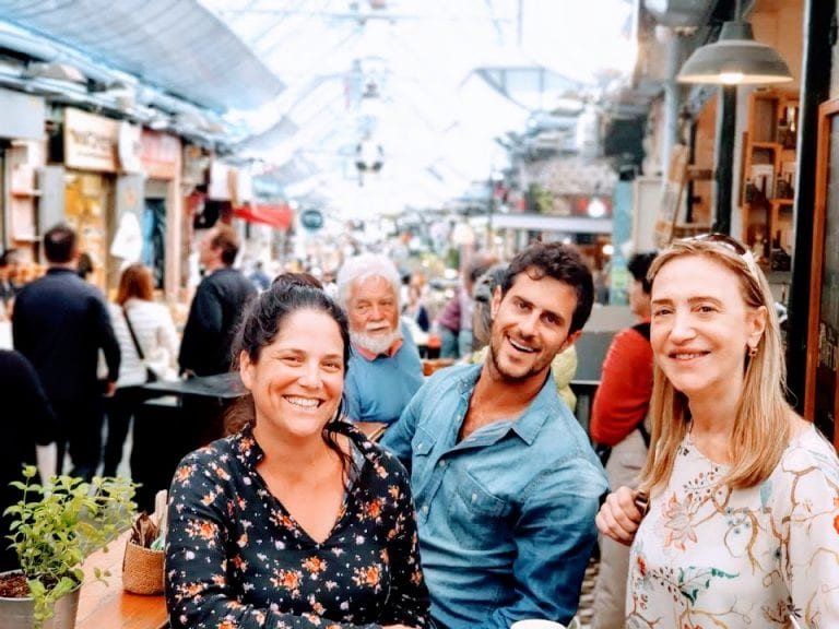 culinary tours in israel