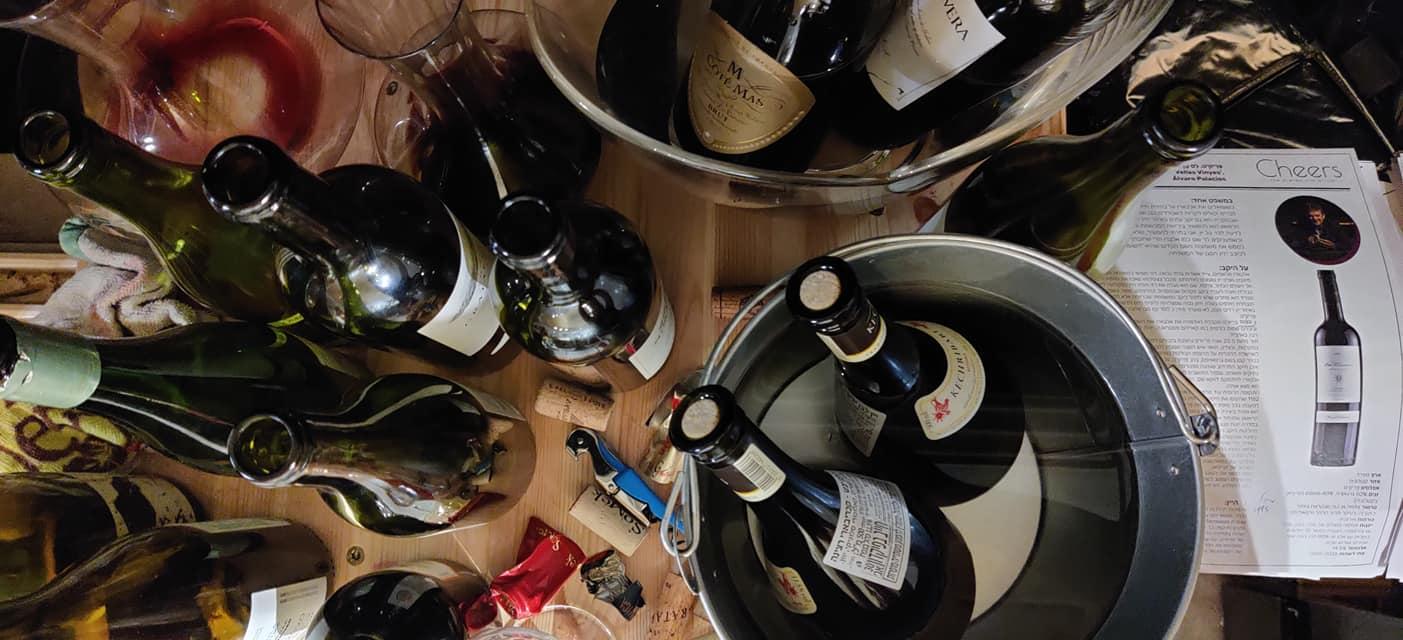 יינות בוטיק ישראליים